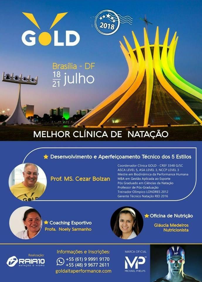 GOLD BRASILIA